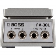 BOSS FV-30L Low Impedance Volume Foot Pedal