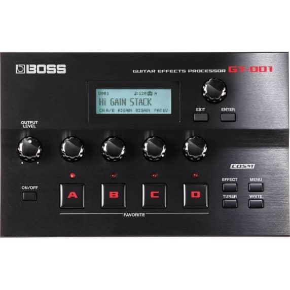 Boss GT-001 Guitar Effects Processor