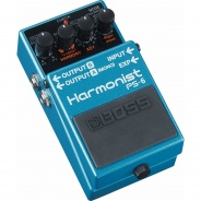 Boss Guitar Harmonist Pedal -  PS-6