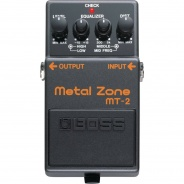 Boss Heavy Metal Guitar Effects Pedal - MT-2