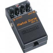 Boss Heavy Metal Guitar Effects Pedal - MT-2