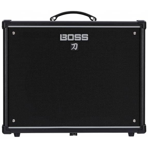 boss katana 100 guitar combo amplifier boss from inta audio uk. Black Bedroom Furniture Sets. Home Design Ideas