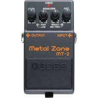 Boss MT-2 Heavy Metal Guitar Effects Pedal