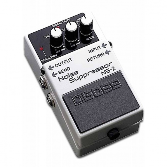 BOSS NS-2 Noise Suppressor Compact Guitar Effects Pedal