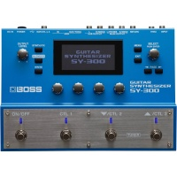 Boss SY-300 Guitar Synthesizer Effects Processor - B STOCK