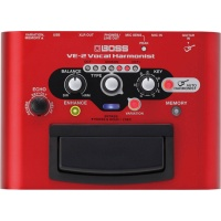 Boss VE-2 Vocal Harmonist Stompbox