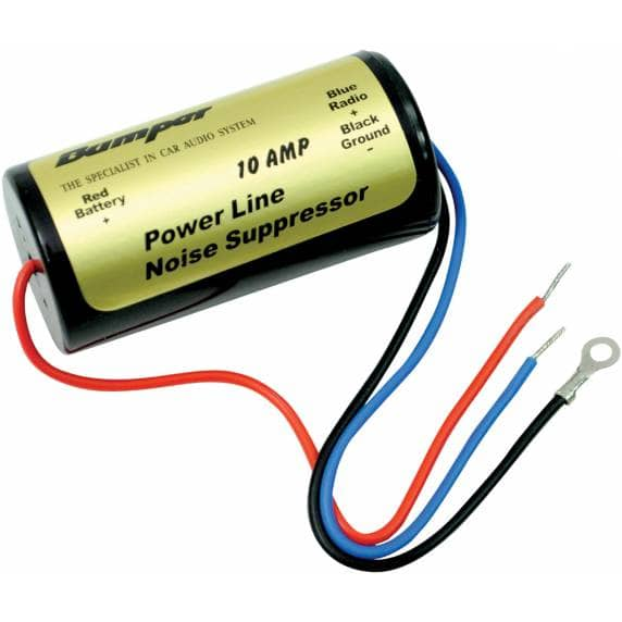 Bumper Power Lead Noise Suppressor 10A
