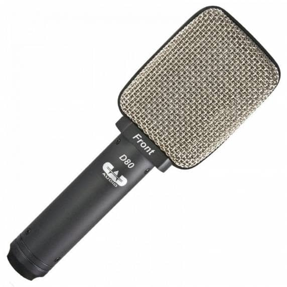 CAD Microphones D80 Dynamic Microphone