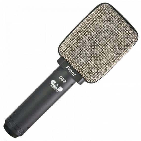 CAD Microphones D82 Ribbon Microphone
