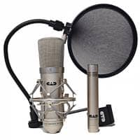 CAD Microphones GXL2200 Studio Kit (Satin)