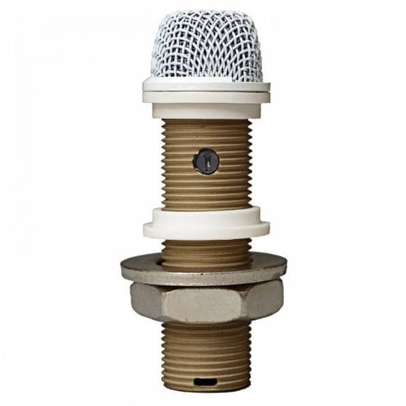 CAD Microphones Installation Condenser Boundary Microphone - White