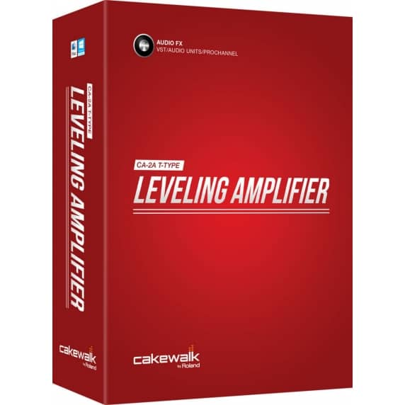 Cakewalk CA-2A T-Type Levelling Amplifier (Serial Download)