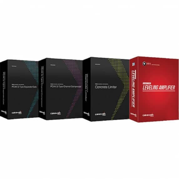 Cakewalk ProChannel Pack (Serial Download)