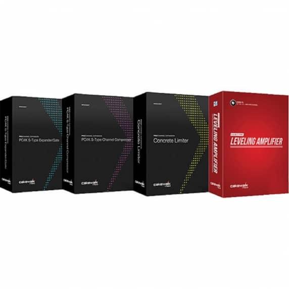 Cakewalk ProChannel Pack (Serial Download)