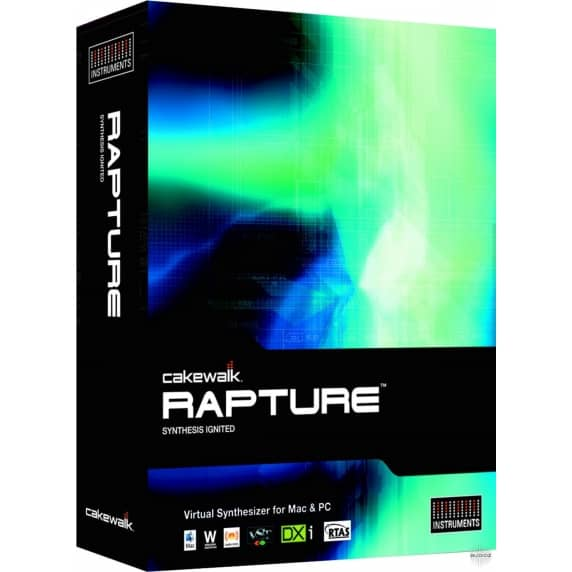 Cakewalk Rapture Pro (Serial Download)