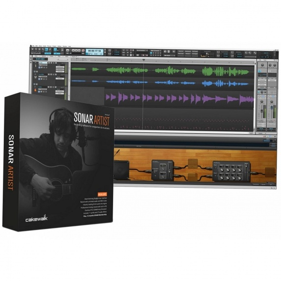 Cakewalk Sonar Artist Full Edition - software