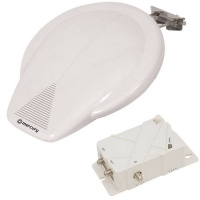 Mercury Caravan Aerial - Digital TV / HD & Freeview Aerial for Motorhome, Boat & Camper Vans