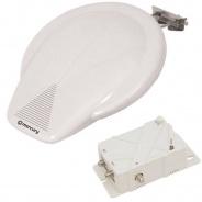 Caravan Aerial - Digital TV / HD & Freeview Aerial for Motorhome, Boat & Camper Vans