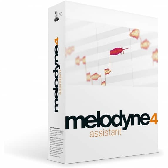 Celemony Melodyne 4.2 Assistant Upgrade from Essential (Serial Download)