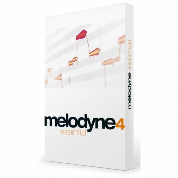 Celemony Melodyne 4 Essential Full Version (Serial Download)