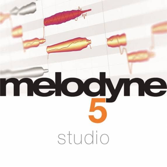 Celemony Melodyne 5 Studio Upgrade from Melodyne Assistant (Serial Download)