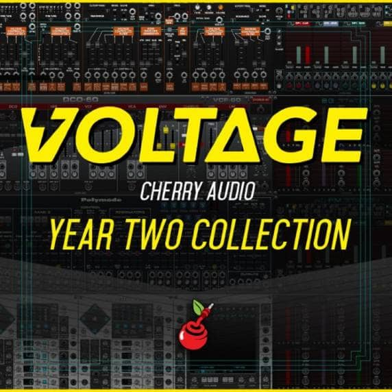 Cherry Audio Voltage Modular Year Two Collection (Serial Download)