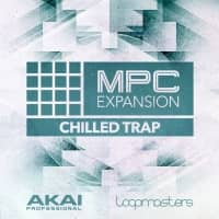 Chilled Trap – Expansion for AKAI MPC (Serial Download)