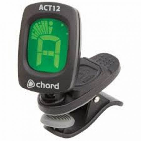 Chord ACT12 Auto Clip Guitar Tuner