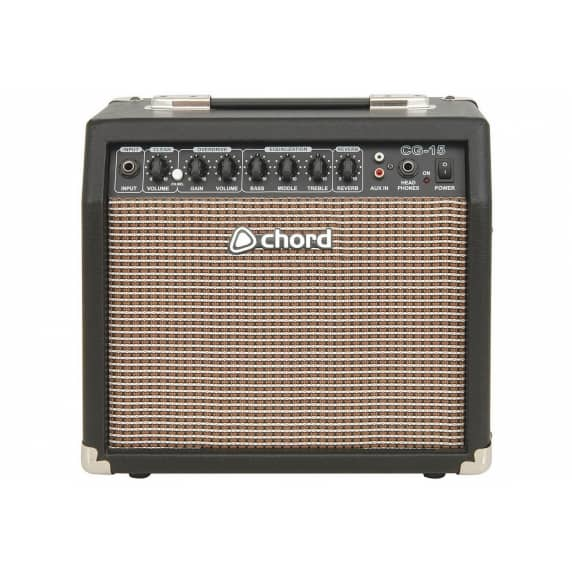 Chord CG-15 Series 15 Watt Guitar Amplifier