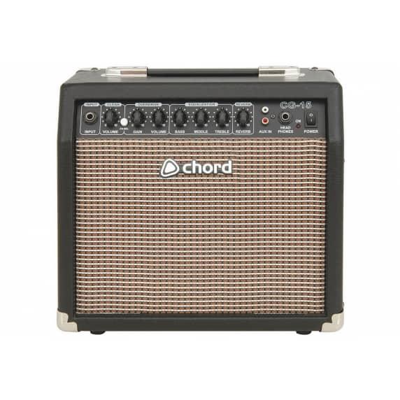 Chord CG-15 Series 15 Watt Guitar Amplifier