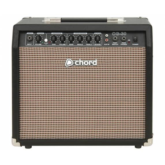 Chord CG-30 Series 30 Watt Guitar Amplifier