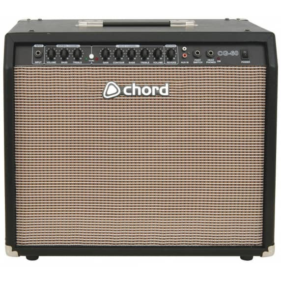 Chord CG-60 Series 60 Watt Guitar Amplifier