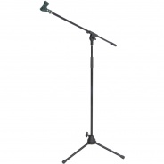 Chord Microphone Stand Kit w/ Microphone, Stand, Cable and Carry Bag