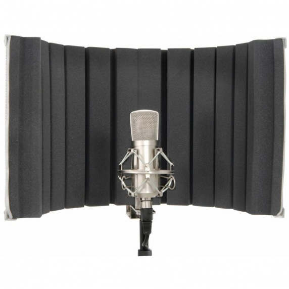 Chord Microphone Vocal Booth
