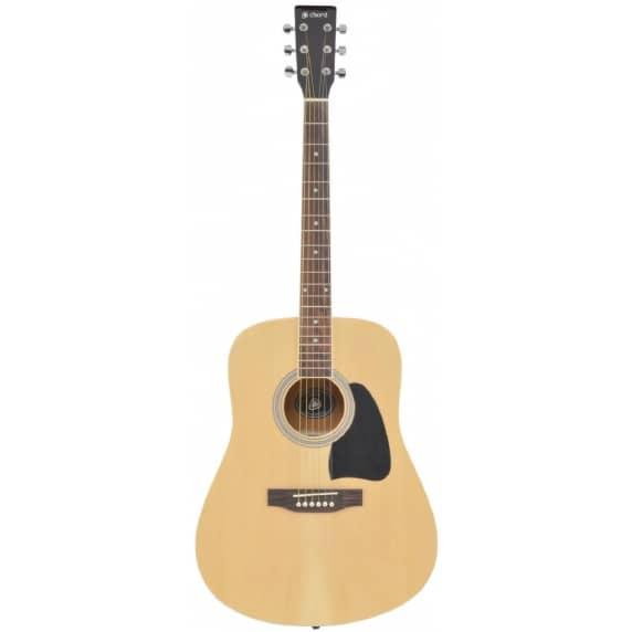 Chord Western Acoustic Guitar (Gloss Natural)