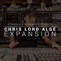 Steven Slate Drums Chris Lord-Alge Expansion For TRIGGER 2 (Serial Download)