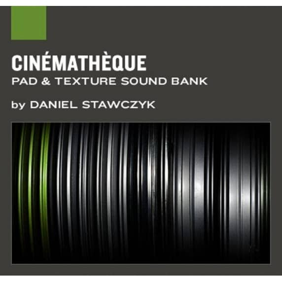Cinematheque Sound Bank (Serial Download)