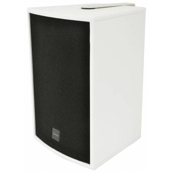 "Citronic 350W Foreground PA Speaker Cabinet (10"") - White"