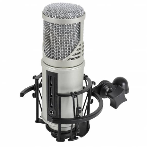 Citronic CU-MIC USB Studio Microphone