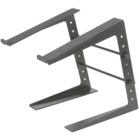 Citronic DJ Laptop Stand for DJ, PA & Disco 5x Height Adjustable