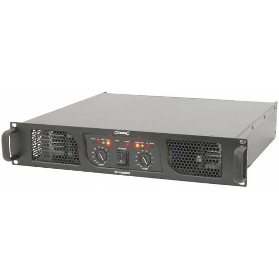 Citronic PLX2800 2 x 1400W PA Power Amplifier