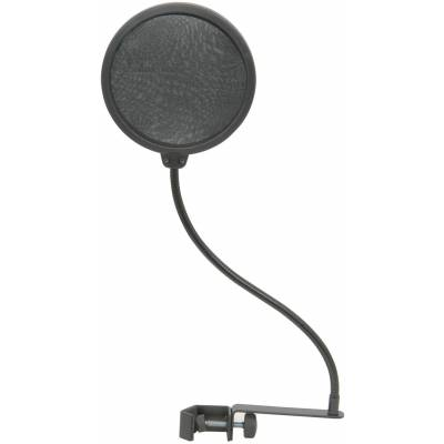 citronic professional microphone pop screen pop filter. Black Bedroom Furniture Sets. Home Design Ideas