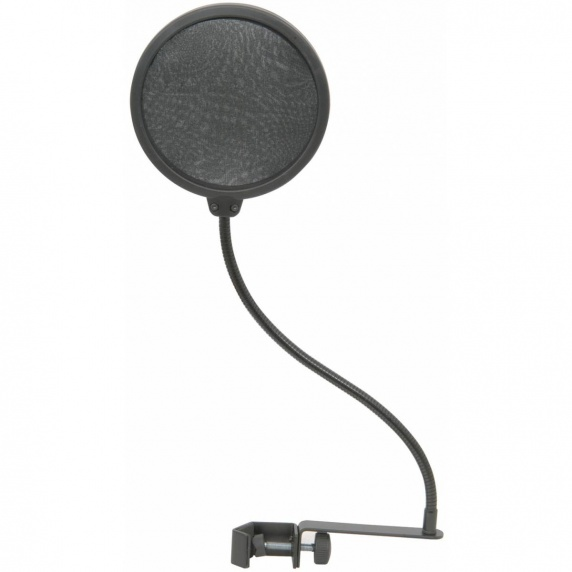 Citronic Professional Microphone Pop Screen (Pop Filter)