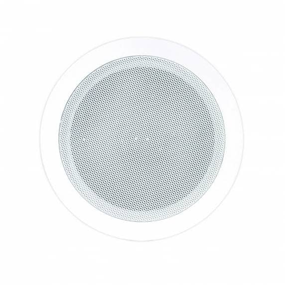 "Clever Acoustics CS 56LC 5"" 6W 100V Ceiling Speaker"