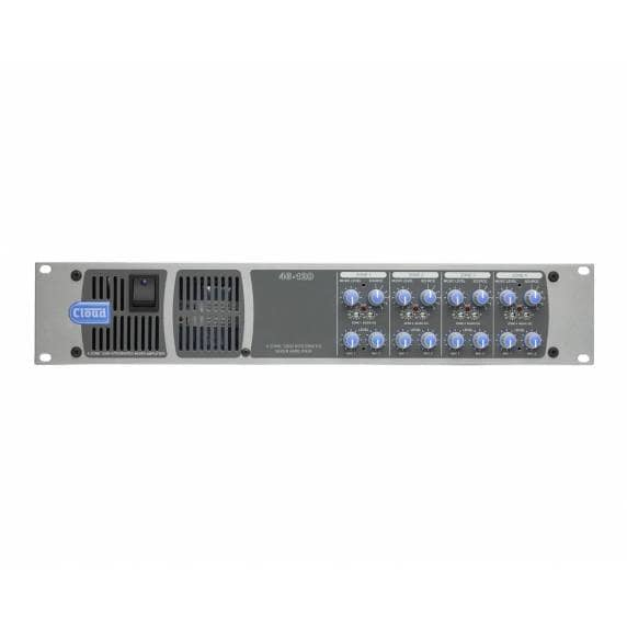 Cloud 46-120 4-Zone Mixer Amplifier 4x120W