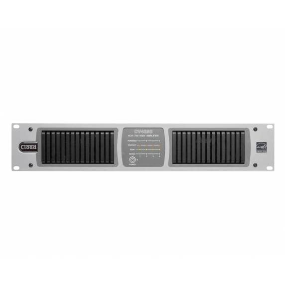 Cloud CV4250 4x250W Digital Power Amplifier, 100V Line