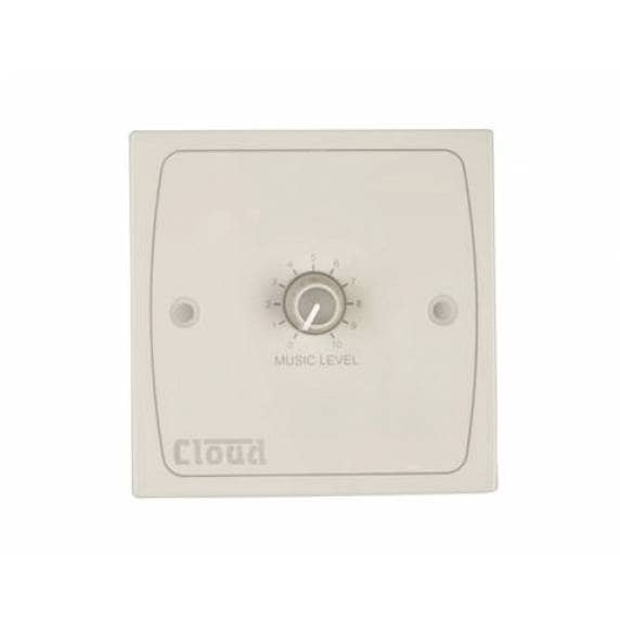 Cloud RL-1MW White Remote Volume Level Control 50x50mm