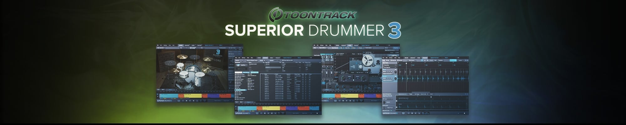 Superior Drummer 3 - Available September 12th