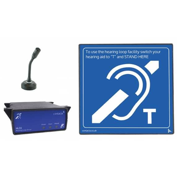 Contacta Above the Counter Hearing Aid Induction Loop System