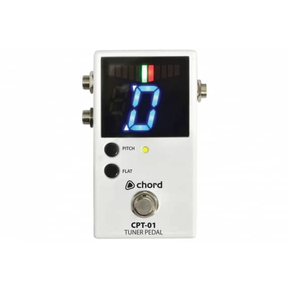 CPT-01 Chromatic Guitar Tuner Pedal